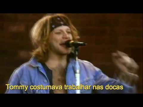 Livin' On A Prayer - Bon Jovi (Tradução) Mp3