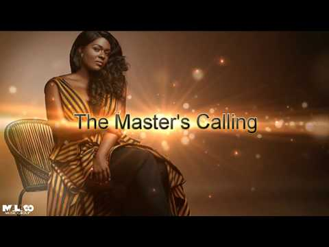 Deborah Joy Winans - The Master's Calling (Lyric Video)