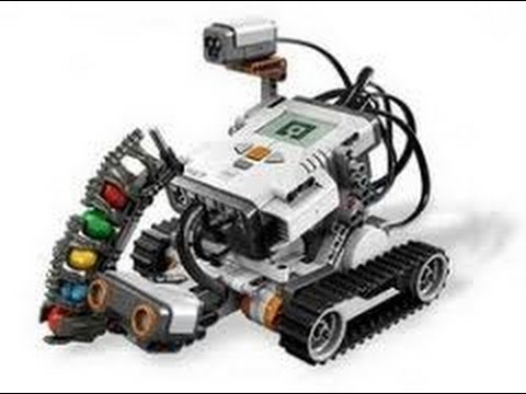 Lego Mindstorms Nxt 20 Building Instructions Shooterbot