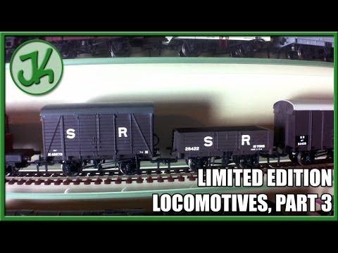 Limited Edition Locomotives, part 3