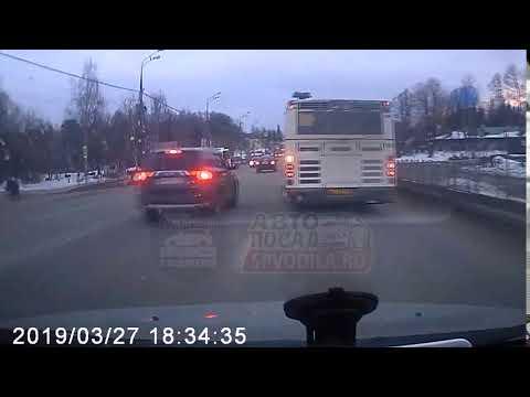 Инцидент с автобусом в Сергиевом Посаде