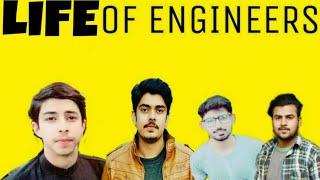 life of engineers | comedy sketch | un ki vines