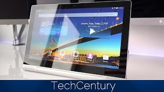 Lenovo Yoga Tablet 2 Pro - Full Review in 4K