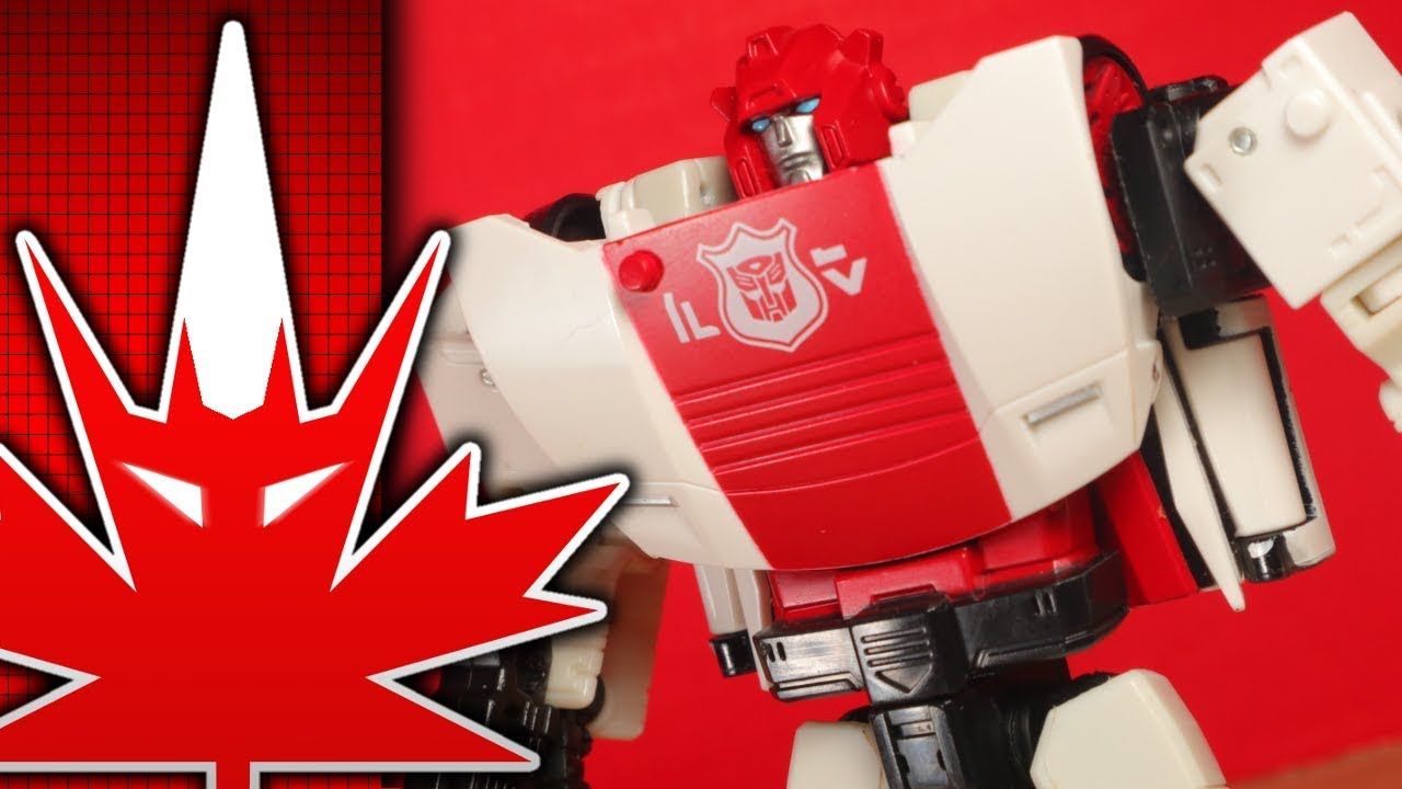 Transformers Generations Siege Red Alert By TFanPage101