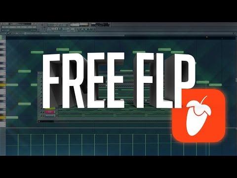 Trap FLP 2015 | TRAP BEAT + Trap FLP Free Download (FL Studio Project) | Tutorial