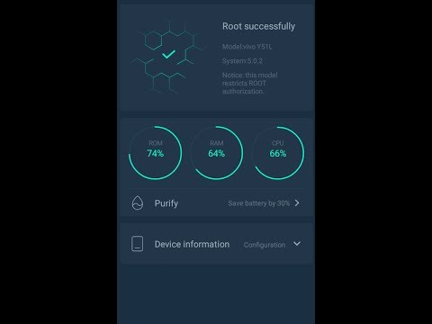 How to root vivo y51L.(100% 2018 guide)..