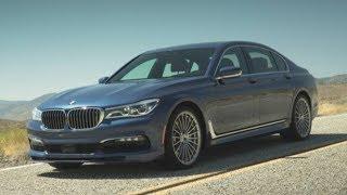 BMW ALPINA B7 2018 Car Review