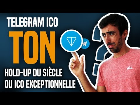 Telegram ICO : Hold-Up du siècle ou ICO exceptionnel (TON, G
