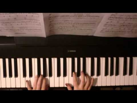 Easy Piano Tutorial Part 1: ''Without A Word'' by Birdy
