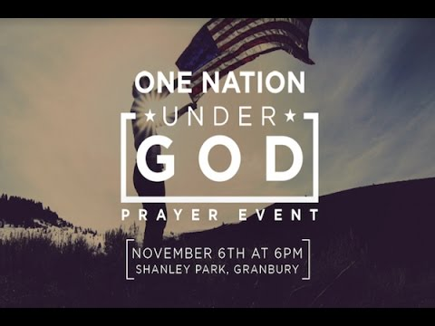 ONE NATION UNDER GOD - 2016 Prayer Rally Highlights
