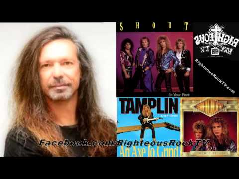 Ken Tamplin Interview Via Righteous Rock TV