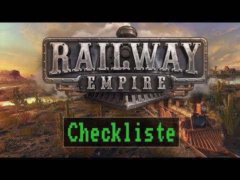 Railway Empire [ TransportSim / WiSim | Checkliste | Preview ]