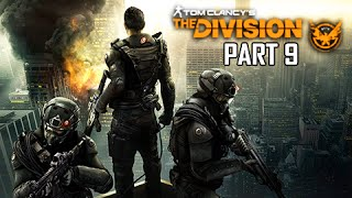 The Division Walkthrough Part 9 - WarrenGate Power Plant (Full Game)
