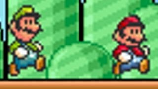 Super Mario Advance 4 Walkthrough - Part 1 - Grass Land