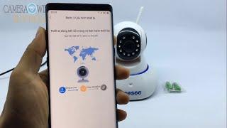Hướng dẫn cài đặt Camera YooSee mới nhất 2019