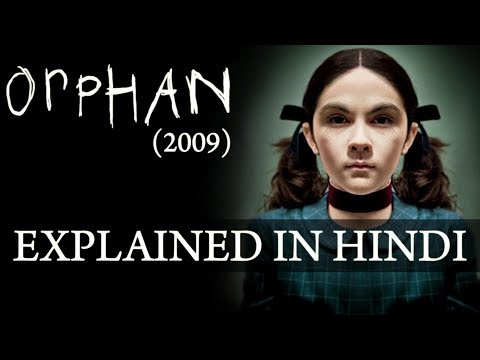 Orphan Movie Explained In Hindi | Creepy Content Hindi