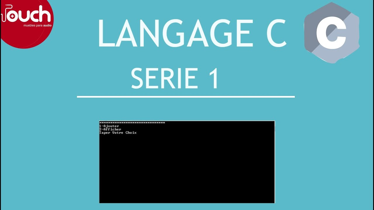 Langage C   Serie 1  Exercice 5 Equation Second Degré - YouTube