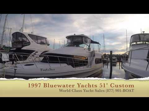 1997 Bluewater Yachts 51 Custom Series