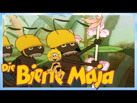 Die Biene Maja - Folge 4 - Maja bei den Ameisen