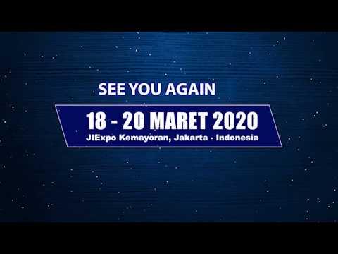 INAPA Exhibition Indonesia