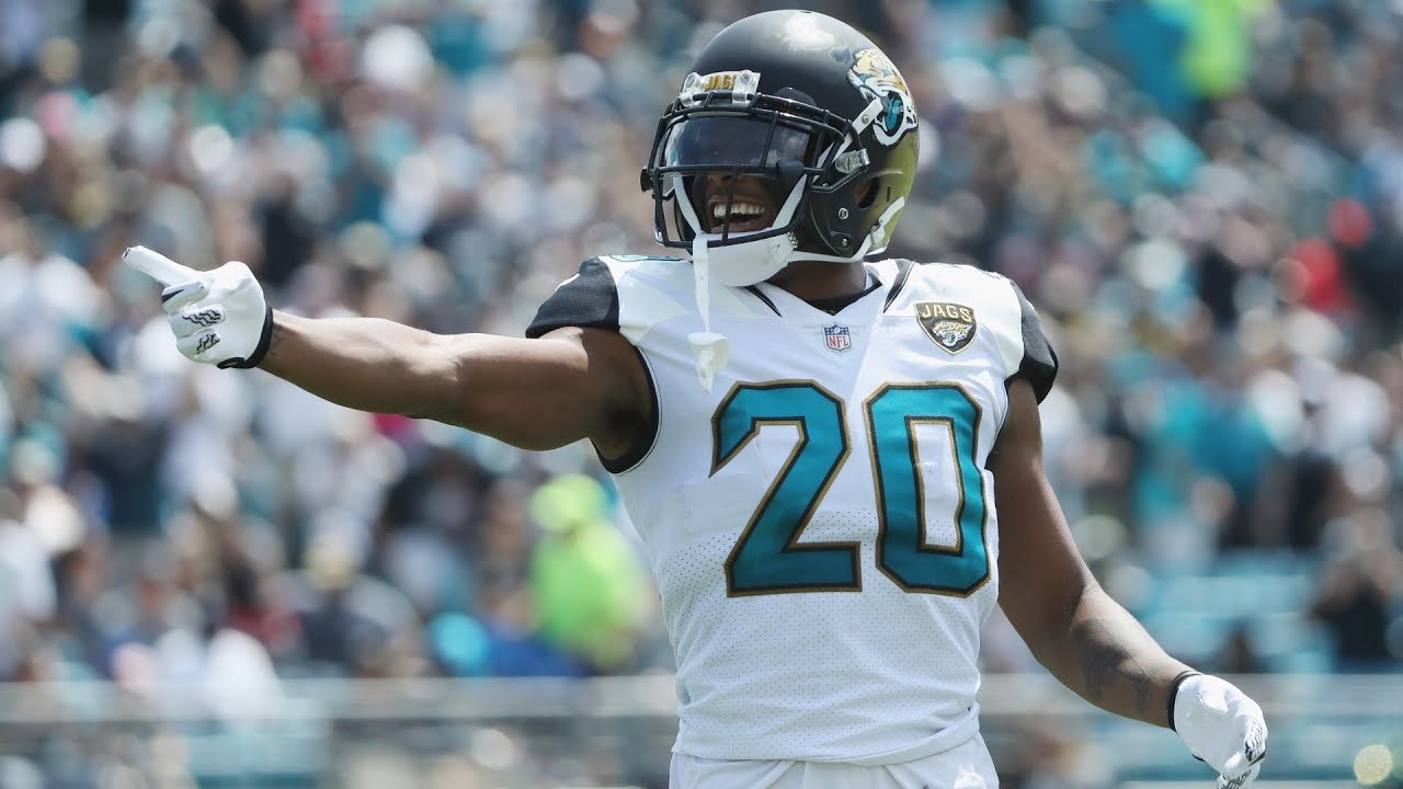 Jalen Ramsey 2017-18 Highlights