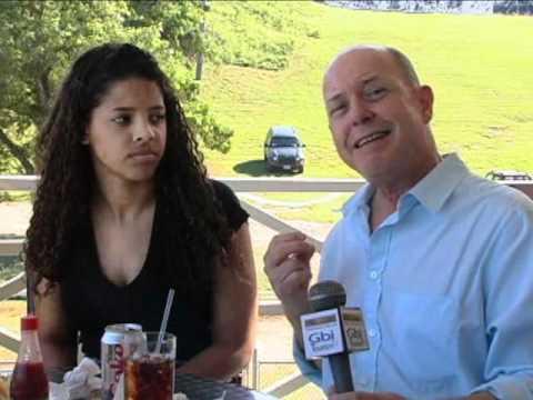 "Interview with actors Craig Pinder and Justice von Maur of """