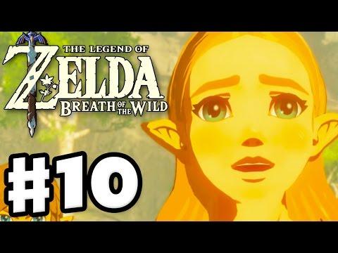 Captured Memories! - The Legend of Zelda: Breath of the Wild - Gameplay Part 10