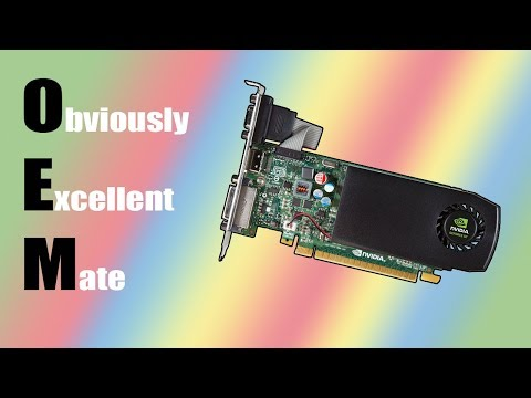 What Can You Do With an OEM GTX 745?