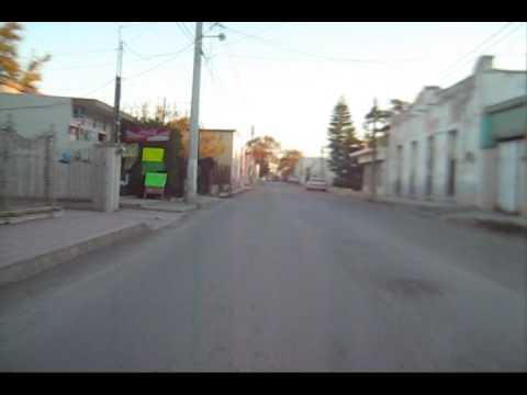 Calle Hidalgo en Allende Coahuila