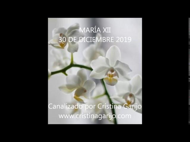 CANALIZACIÓN MARÍA XII