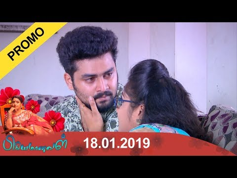 Priyamanaval Promo 19-01-2019 Sun Tv Serial Promo Online