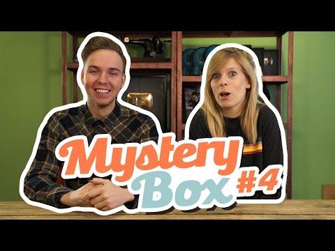 MYSTERYBOX! #4