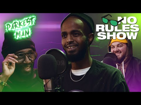 DARKEST MAN: WHAT KIND OF WOMAN AM I????!?!?   NO RULES SHOW WITH SPECS GONZALEZ