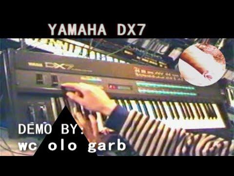 Yamaha DX7 - demo by syntezatory.net.pl