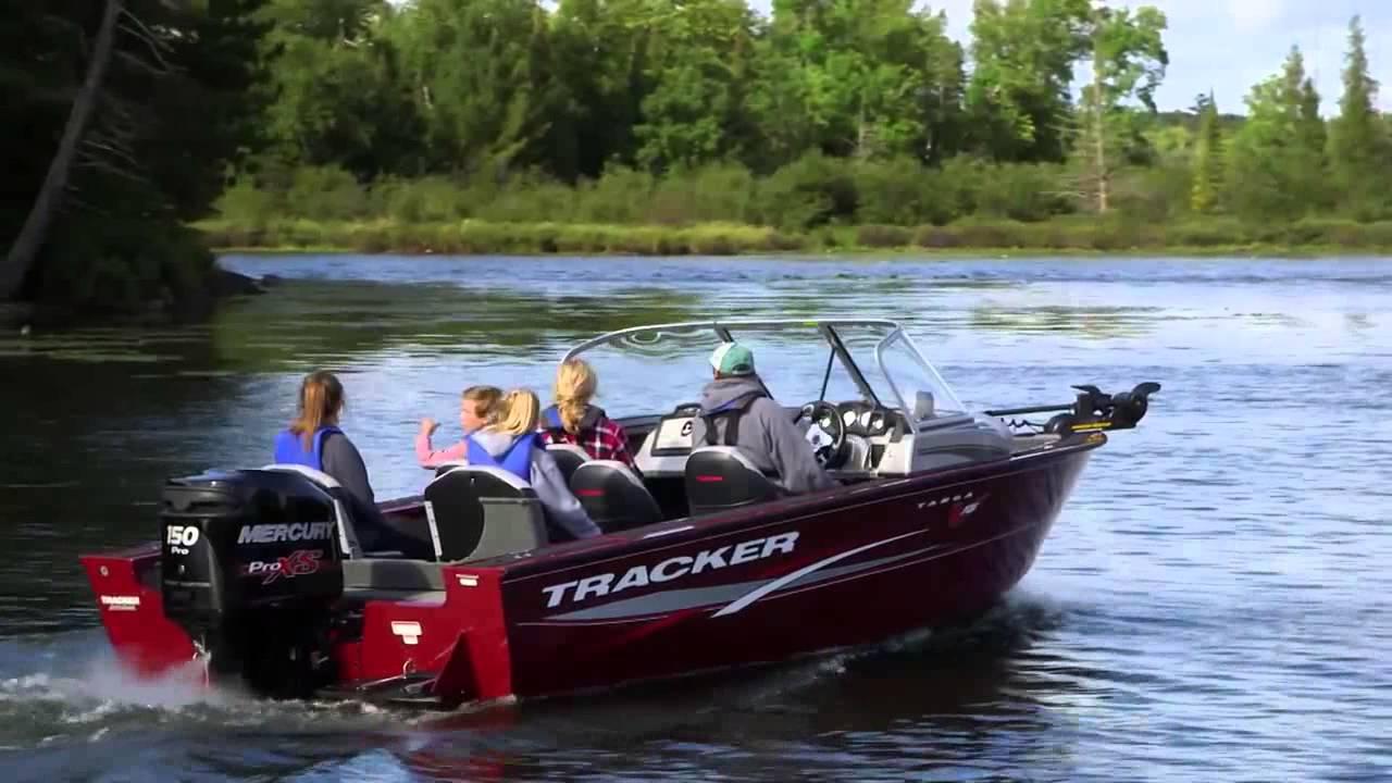 tracker boats 2016 targa v 18 combo deep v aluminum
