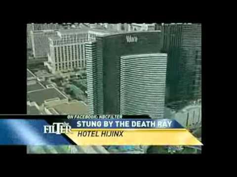 Las Vegas Vdara Hotel Cooks People Alive Youtube