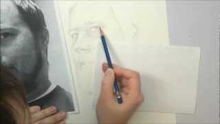 Portrait Drawing for Beginners -- Part 2: Establishing the Shading