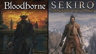 Sekiro: Shadows Die Twice vs Bloodborne | Direct Comparison
