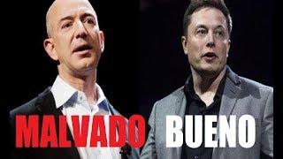 Los Motivos por los que la Élite ha Cambiado a Musk por Bezos Que los Medios TE ESCONDEN