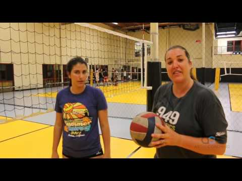 AVCA Video Tip of the Week: Setter Positioning for Setting the Quick