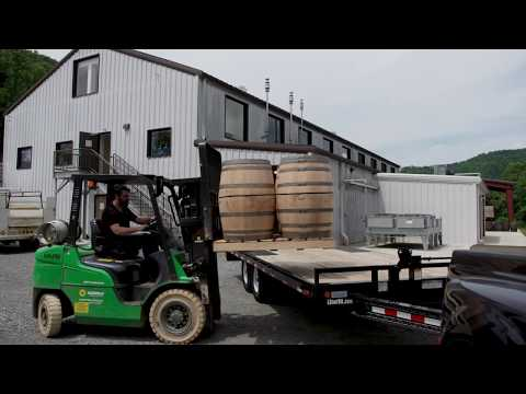 Made in Virginia: Virginia Distillery Company - Single Malt Whiskey
