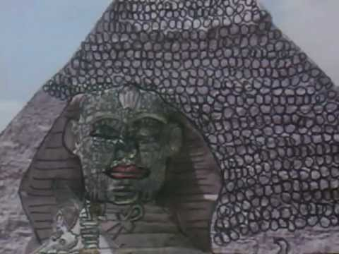 Great Sphinx Face Is Of Reptillian Nubian Queen-In Spirit She Inspired Me To Create This Video