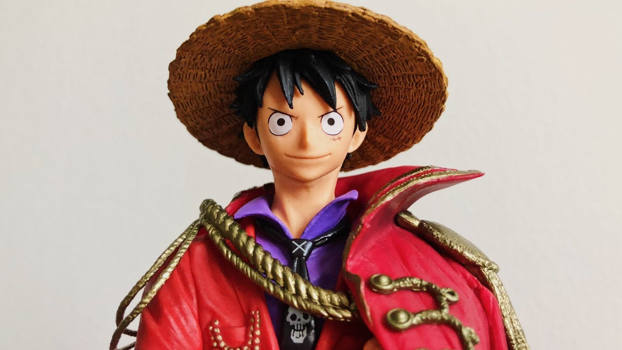 Unboxing King Of Artist Monkey D Luffy 20th Limited One Piece Figure Review
