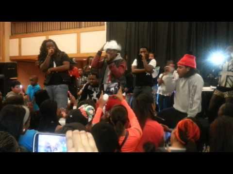 We Are Toonz Live - Hsv Al 3-09-14