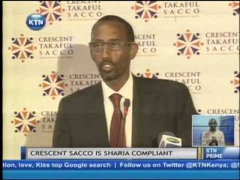 Crescent Takaful Sacco lauched