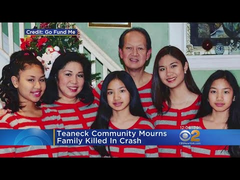 Teaneck Community Mourns Family Killed In Crash