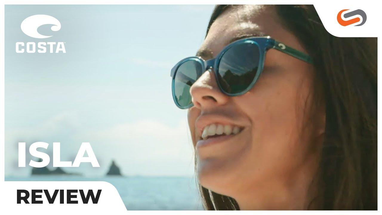 caba3183c8ca Costa Isla Sunglasses - Sunglasses For Mujeres de la Isla - YouTube