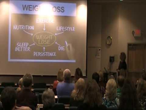 Dr Melissa McRae - Ashland County Wellness Committee 2017