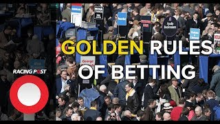 Racing Post - Golden Rules of Betting