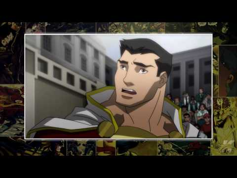 Top 10 Shazam Moments From Justice League